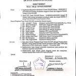 surat mandat DPP Partai Golkar Nomor: SM-55/DPP/Golkar/2020