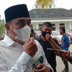 Gubernur Sumatera Utara (Sumut), Edy Rahmayadi