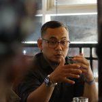 Ketua Komisi I DPRD Medan, Rudiyanto Simangunsong