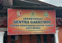 Kantor Sekretariat Gakkumdu