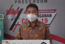 Kepala Dinas Pencegahan dan Pemadaman Kebakaran (P2K) Kota Medan, Albon Sidahuruk