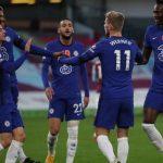 Hakim Ziyech (22) memimpin rekannnya melumat Sheffield United 4-1. Pemain baru Chelsea mulai unjuk gigi.(int)