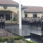 Amankan Pilkada, Polres Asahan Terjunkan 580 Personel