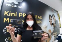 PT XL Axiata Tbk (XL Axiata) menghadirkan program bundling modem Mifi 4G PRIO GO+ dengan XL PRIORITAS, Rabu (30/12/2020). Program ini menawarkan kuota data hingga 120GB per bulan dan juga diskon pembelian smartphone hingga Rp 3,9 juta dengan berlangganan XL PRIORITAS.