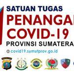 Satuan Tugas Percepatan Penanganan (GTPP) COVID-19 Sumatera Utara.