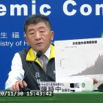 Kepala CECC Chen Shih-chung yang juga Menteri Kesehatan dan Kesejahteraan Taiwan.(taiwannews.com)