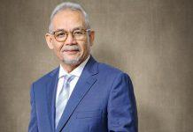 Guru Besar Ilmu Hukum Ekonomi Universitas Sumatera Utara (USU), Prof Dr Bismar Nasution, SH, MH