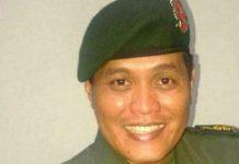 Kepala Zeni Kodam Kasuari, Papua Barat, Letkol CZI Dr Safril Hidayat