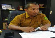 Kadis PU Medan Zulfansyah Ali Saputra