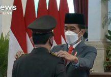 Jendral Polisi Drs. listyo Sigit Prabowo, M.Si resmi dilantik sebagai kepala Kapolri