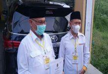 Paslon Walikota Medan Akhyar-Salman Kompak tidak menghadiri sidang