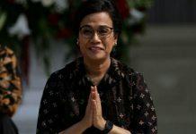 Mentri Keuangan Sri Mulyani