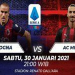 Bologna akan menjadi pelampiasan kemarahan AC Milan atas hasil di dua laga terakhir
