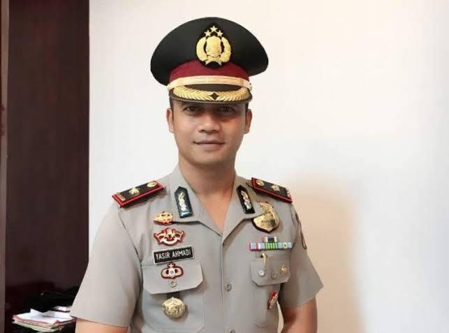 Kompol Yasir Ahmadi