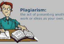 Ilustrasi Plagiarisme