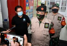 Nama Kolonel Inf Azhar Mulyadi yang sebelumnya diduga kuat menjadi calon Kasatpol PP Sumut