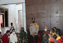 Menjelang perayaan Tahun Baru Imlek 2572, Kapolda Sumatera Utara Irjen Pol Martuani Sormin meminta umat Tionghoa tetap terapkan protokol kesehatan secara ketat.