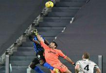 Juventusmemastikan satu tiket di babak finalCoppa Italia setelah imbang 0-0 di leg kedua semifinal melawanInter Milan di Allianz Stadium