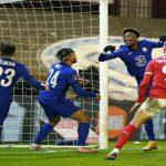 Gol tunggalTammy Abrahammenangkan The Blues 1-0 melawan Barnsley di babak kelimaPiala FA dan mengantar Chelsea ke perempatfinal.