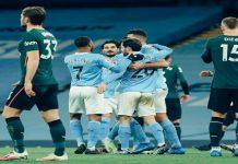 Manchester Citymakin nyaman di puncak klasemen sementara Premier League