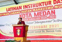 Ikatan Mahasiswa Muhammadiyah (IMM) Medan, mengapresiasi keberhasilan KPU Medan dalam penyelenggaraan Pilkada hingga sampai pada penetapan calon terpilih Walikota dan Wakil Walikota Medan