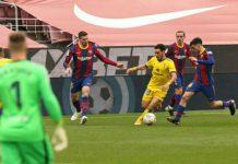 Barcelonahanya mampu meraih satu poin ketika bertemu Cadiz dalam laga lanjutanLa Liga, di Camp Nou