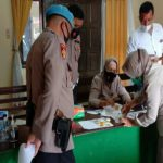 Polrestabes Medanmelakukantes urineterhadap 229 personelnya di Aula Bhayangkara Polrestabes Medan