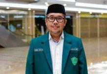 Ketua PD Al Washliyah Medan, Abdul Hafiz Harahap.