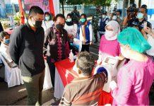 Walikota Medan, Bobby Nasution mengatakan angkutan umum di Kota Medan masih banyak yang belum patuh tentang protokol kesehatan (prokes) 3 M