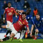 Sama-sama gagal memanfaatkan peluang yang ada, Chelsea danManchester Unitedterpaksa bermain imbang dalam laga lanjutan Liga Inggris pekan ke-26.