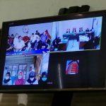 14 mantan anggota DPRD Sumut yang diduga menerima suap dari Mantan Gubernur Sumut, Gatot Pujo Nugroho dituntut dengan hukuman 4 sampai 5 tahun penjara.