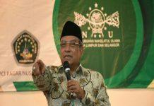 Menteri BUMN Erick Thohir secara resmi mengangkat Ketua Umum Pengurus Besar Nahdlatul Ulama (PBNU) Said Aqil Siradj sebagai Komisaris Utama merangkap sebagai Komisaris Independen PT Kereta Api Indonesia (Persero) atau KAI.