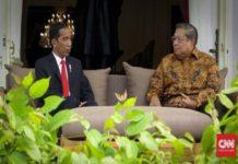 Pengurus DPPPartai DemokratAndi Ariefmengklaim Ketua Majelis Tinggi Partai Demokrat Susilo Bambang Yudhoyono (SBY) akan berdemonstrasi di Istana Kepresidenan, Jakarta.