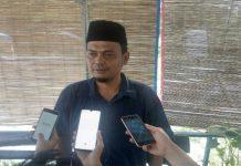 Ketua KNPI DPD Mandailing Natal, Tan Gozali Nasution.