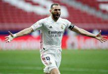 Atletico Madrid harus puas dengan hasil imbang melawan Real Madrid dalam pertandingan bertajuk derbi Madrid pada pekan 26 Liga Spanyol.