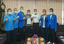Pengurus Komite Nasional Pemuda Indonesia (KNPI) Sumatera Utara memperingatkan Menteri Hukum dan HAM (Menkumham) Yasonna Laoly agar berhati-hati dalam bersikap dan tidak terjebak.