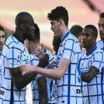 Inter Milanberhasil mencuri tiga poin dari kandang Torino usai menang dengan skor 1-2 di laga lanjutanLiga Italia2020-2021, Minggu (14/3/2021) malam WIB.