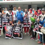 Muncul sebuah petisi yang diajukan untuk pencopotan Moeldoko sebagai Kepala Staf Kepresidenan di seputaran Lapangan Merdeka Medan dengan tema 'Save Demokrasi'.