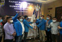 DPD KNPI Sumatera Utara memecat Samsir Pohan sebagai Ketua DPD KNPI Sumatera Utara (Sumut).