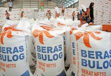 Perusahaan Umum Badan Urusan Logistik (Perum Bulog) masih menyimpan ratusan ribu tonberas imporyang belum terpakai.