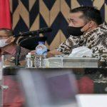 Wakil Walikota Medan, Aulia Rachman menilai penanganan infrastruktur selama ini tidak sinkron.
