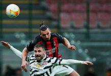 Laga leg kedua babak 16 besar Liga Europa antaraAC Milan vs Manchester United, Jumat (19/3/2021) dinihari tadi berkesudahan dengan skor 0-1.