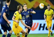 Tottenham tersingkir dari Liga Europa secara dramatis dengan agregat 3-2