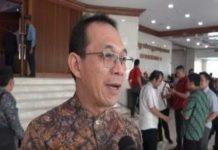 Ketua HKTI (Himpunan Kerukunan Tani Indonesia) Sumut Gus Irawan Pasaribu