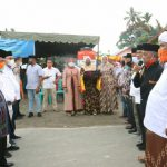 Anggota Komisi XI DPR RI, Gus Irawan Pasaribu didampingi Bupati Tapanuli Selatan (Tapsel) melaksanakan reses ke Kelurahan Arse Nauli, Kecamatan Arse, Minggu (7/3/2021) sore.
