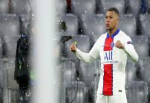 Juara bertahan Bayern Munich dipermalukan Paris Saint-Germain dengan skor 2-3 pada laga leg pertama perempatfinalLiga Champions2020-21.