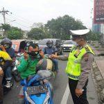 Kepolisian Daerah (Polda) Sumatera Utara mencatat adanya sejumlah pelanggaran lalu lintas selama tujuh hari pelaksanaan Operasi Keselamatan Toba 2021.