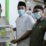 Wakil Walikota Medan, Aulia Rachman menegaskan, Safari Ramadhan merupakan program rutin Pemko Medan saat bulan puasa.