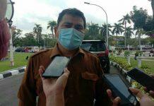 Lokasi layanan Rapidtest Antigen di Lantai Mezzanine Bandara Internasional Kualanamu yang digerebek oleh Direktorat Reserse Kriminal Khusus Polda Sumut ternyata tidak mengantongi izin dari Dinas Kesehatan Sumut.