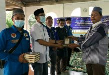 Dewan Pengurus Daerah Komite Nasional Pemuda Indonesia Sumatera Utara (DPD KNPI Sumut) kembali menggelar Bakti Ramadhan